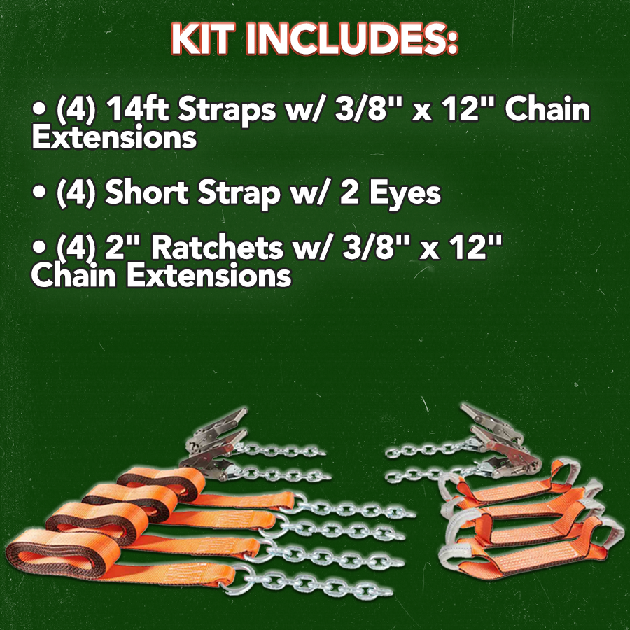 Kit Includes: