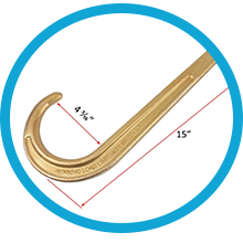 Large J-Hook