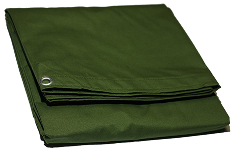 Canvas Tarp - Tan Specifications: