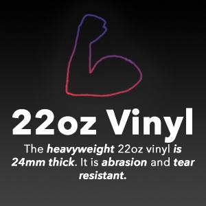 22oz Vinyl