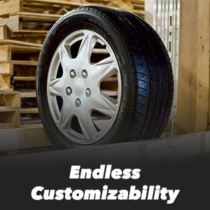Endless Customizability