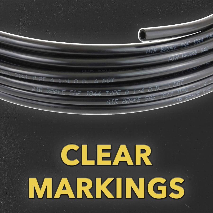 CLEAR MARKINGS