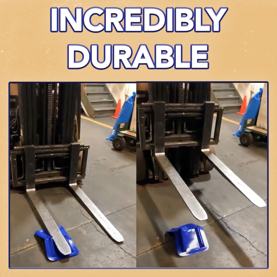 INCREDIBLY DURABLE