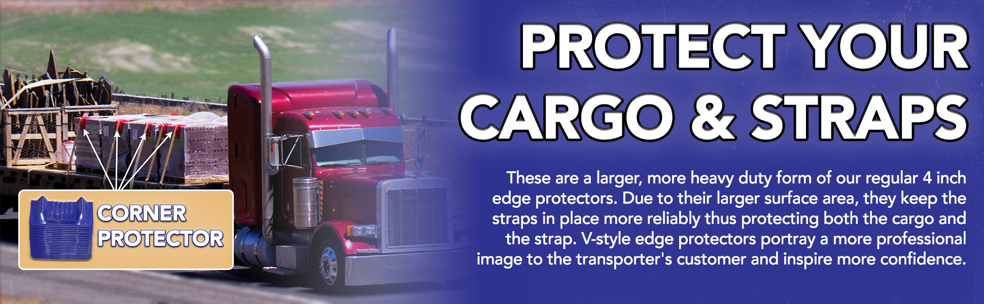 Protect your cargo protector