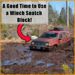 How To Use A Snatch Block for Winches