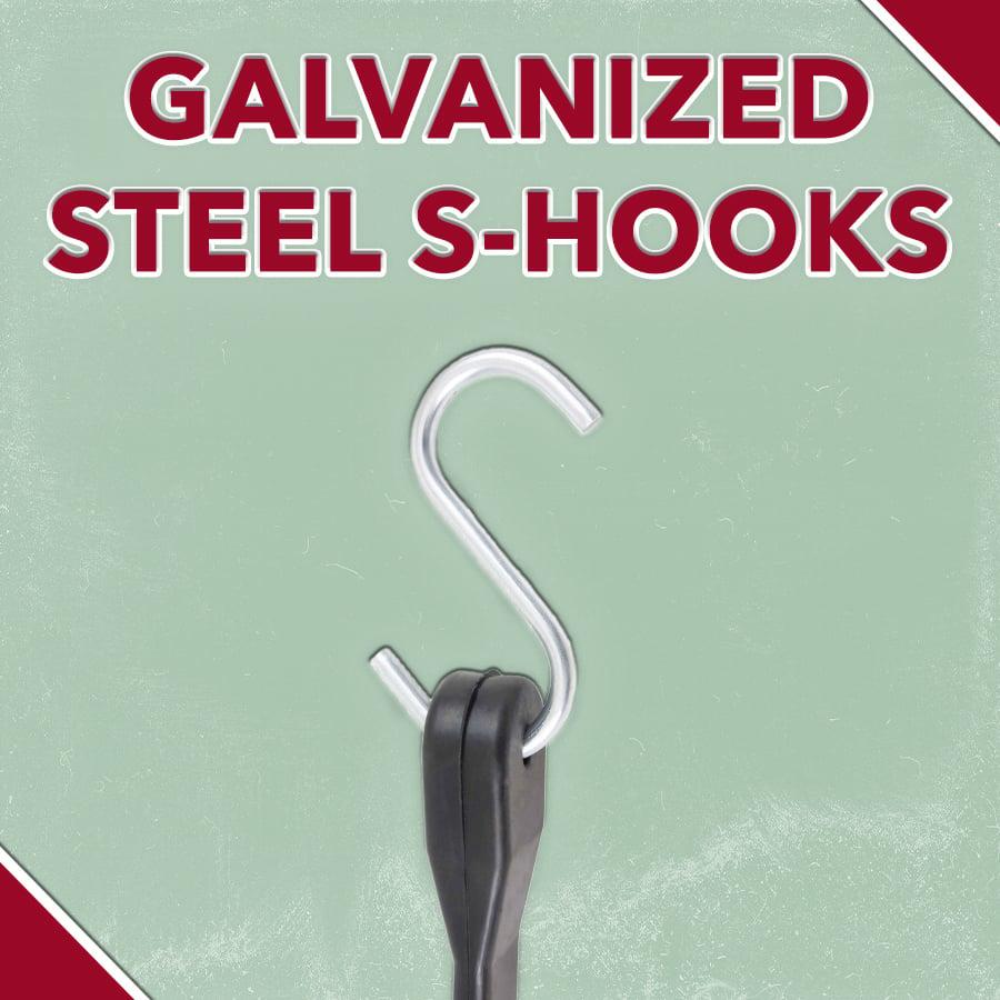 GALVANIZED STEEL S-HOOKS