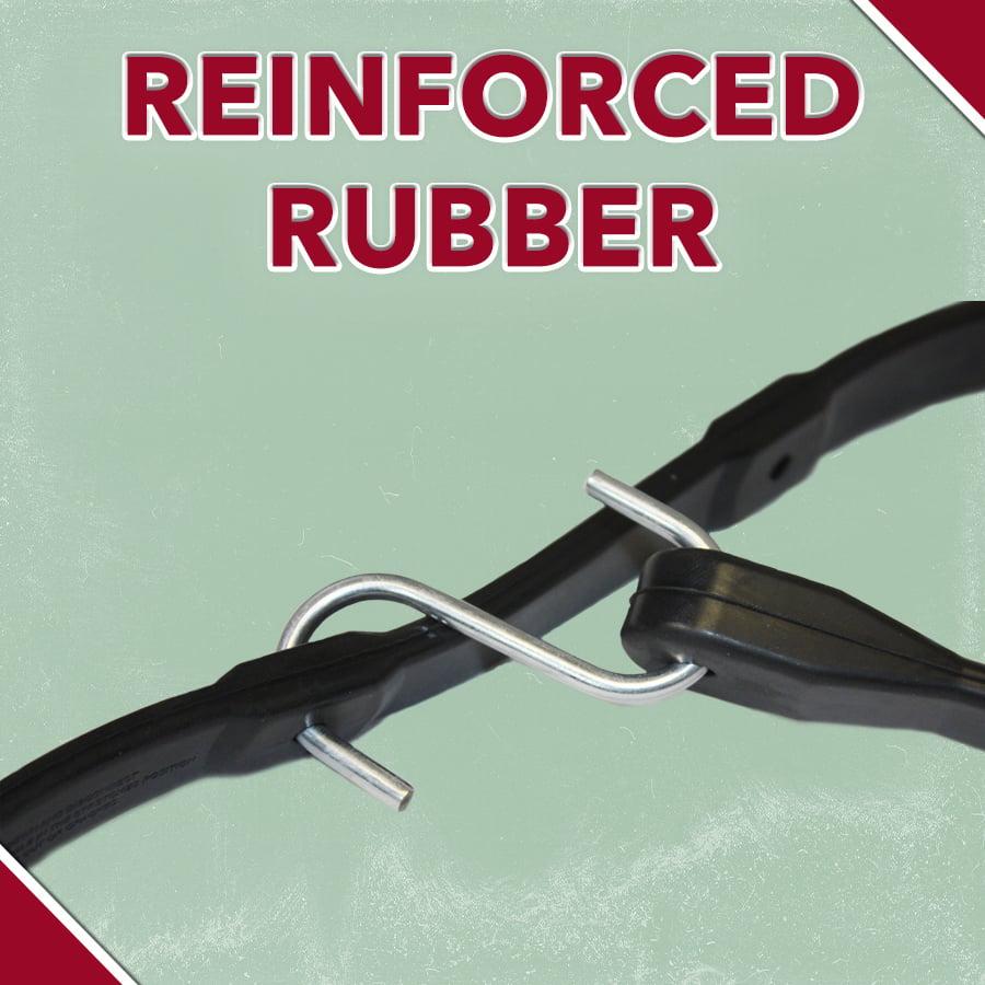 REINFORCED RUBBER