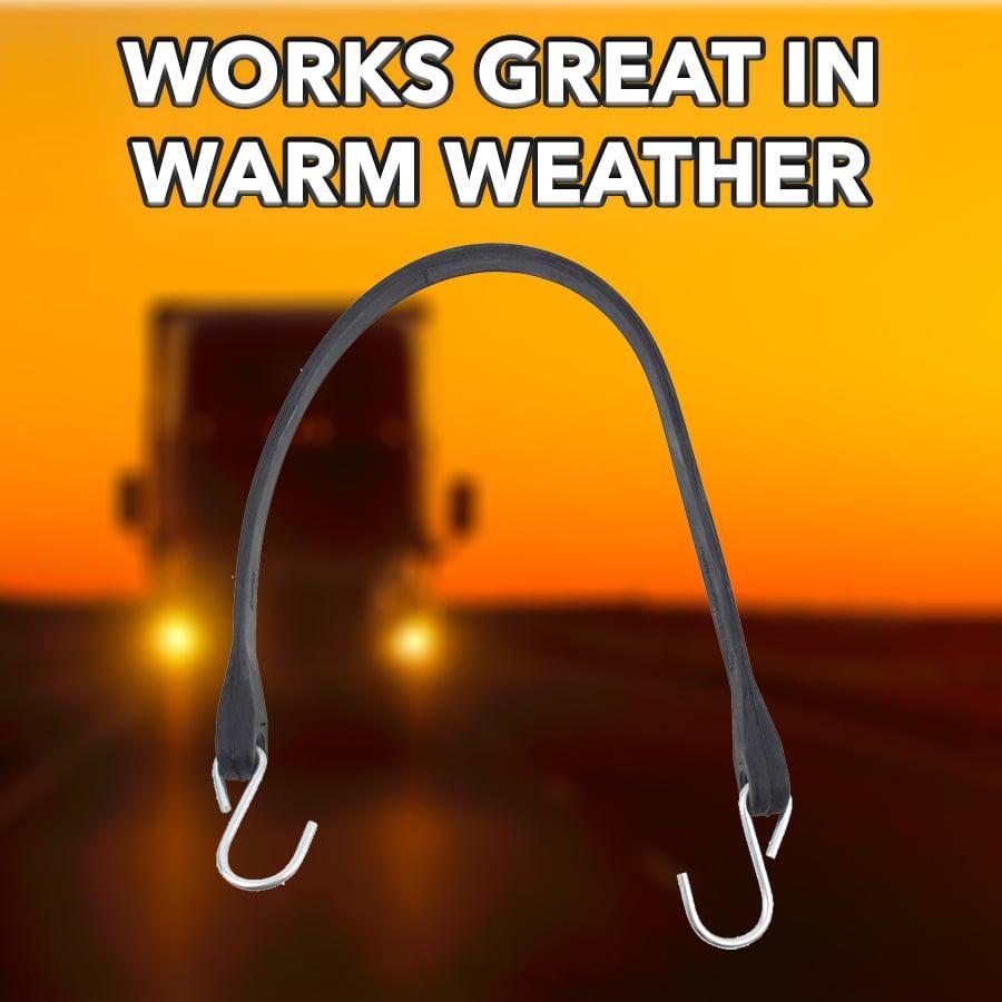 WARM WEATHER READY