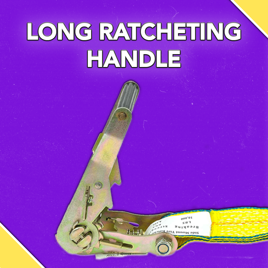 LONG RATCHETING HANDLE