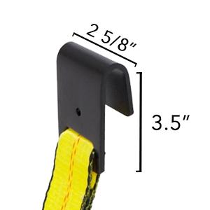 Versatile Flat Hook End Fittings