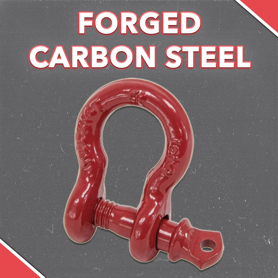 FORGED CARBON STEEL