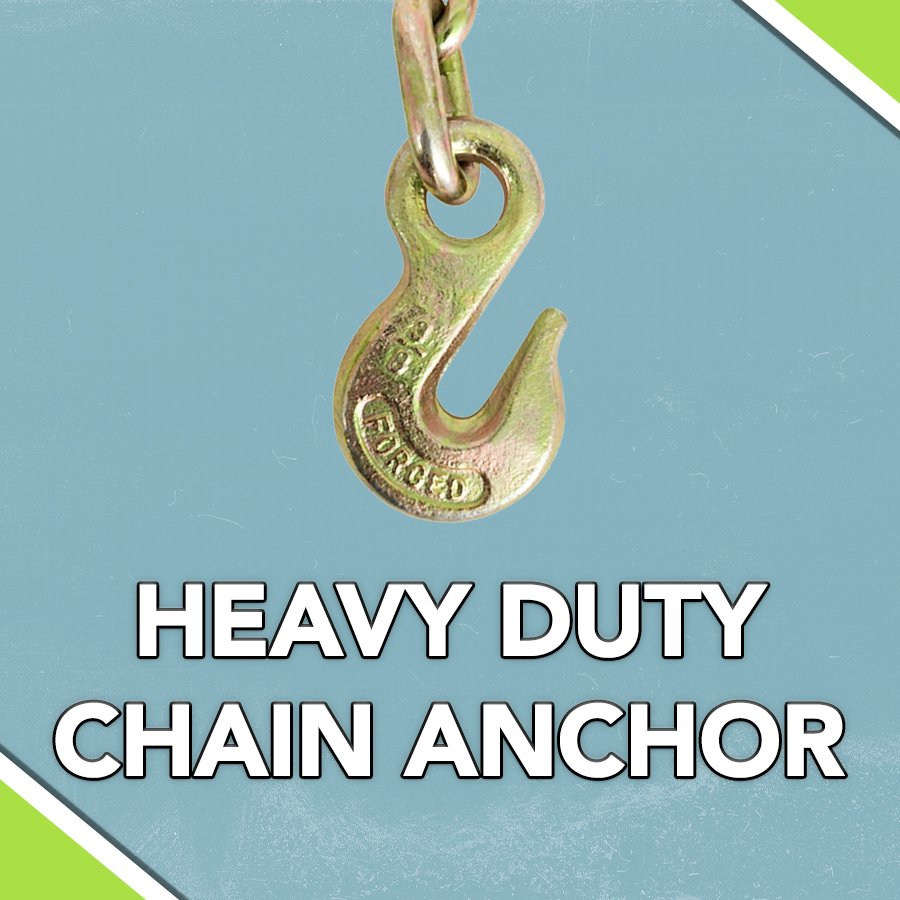 HEAVY DUTY CHAIN ANCHOR