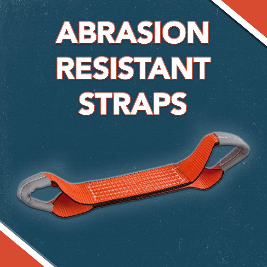 ABRASION RESISTANT STRAPS