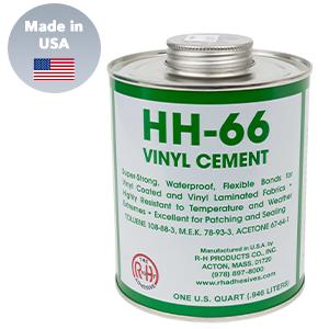 1 Quart of Vinyl Cement