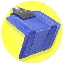 Attach Vee Board to Handle